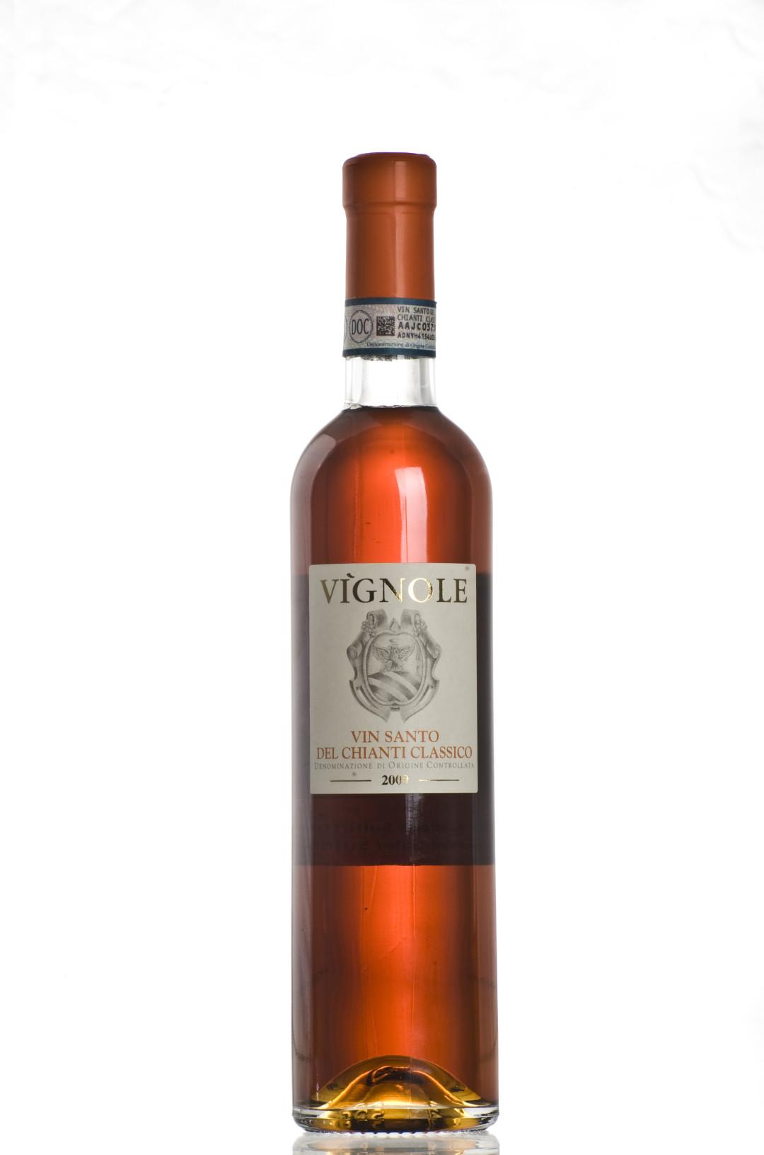 Vignole Vin Santo del Chianti Classico