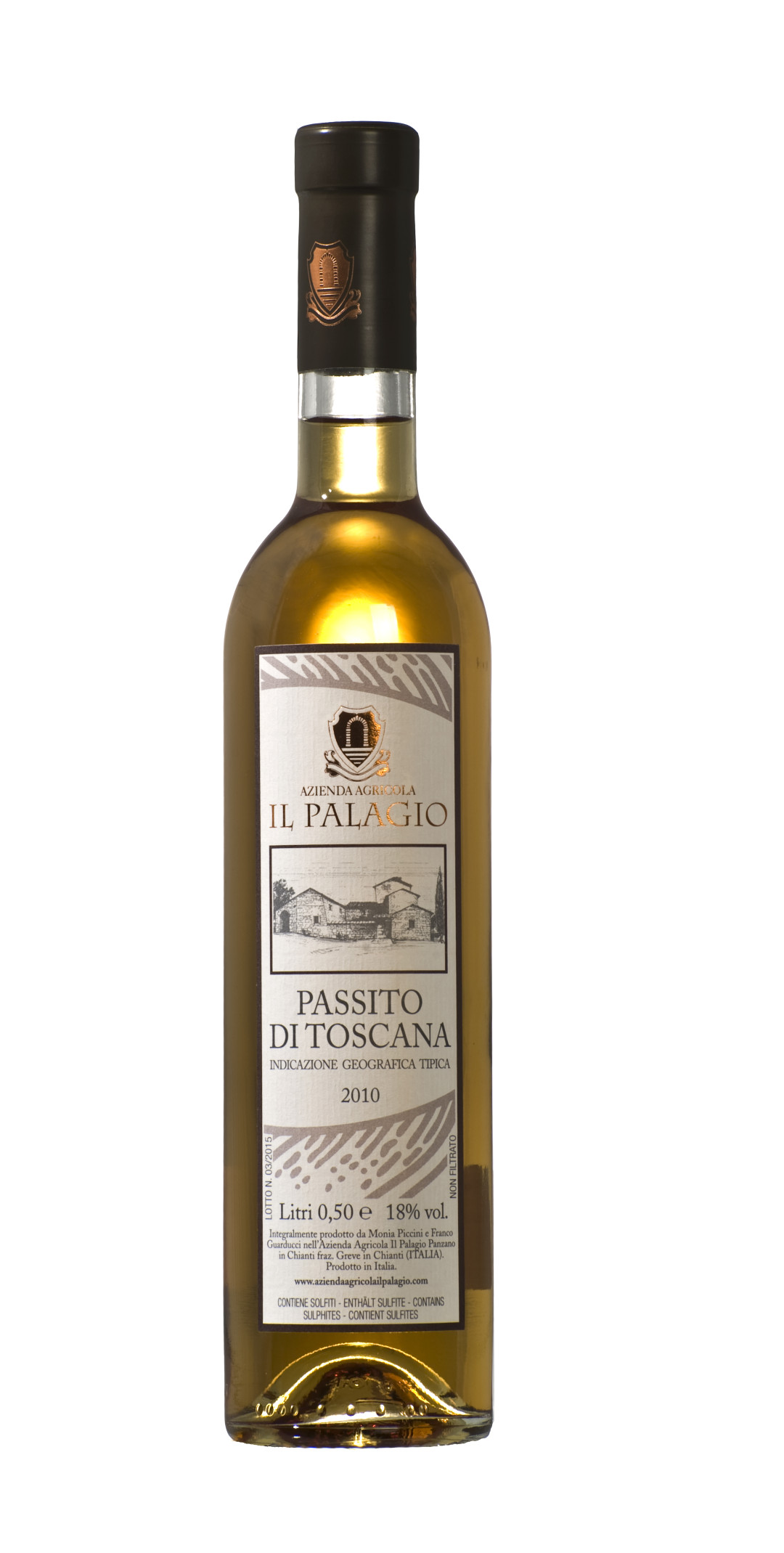 Il Palagio Passito Di Toscana IGT