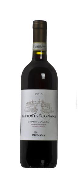 Rignana Chianti Classico 2013